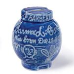 Stoneware Bank Makes $5,875 at Garth's Auction