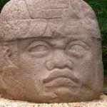 Cleaning of Olmeca Monumental Sculptures at La Venta Park Museum