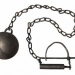 New Ball and Chain Display at Museum of London Docklands