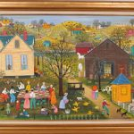 Art, Southern folk pottery, outsider art, African-American decorative arts and quilts for Slotin Auction