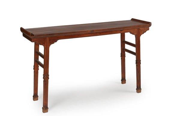 Huanghuali altar table