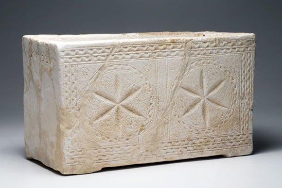 Judaic Limestone Ossuary