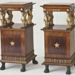 Nationalmuseum acquires nightstands with royal provenance