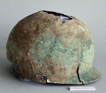 Late Iron Age helmet