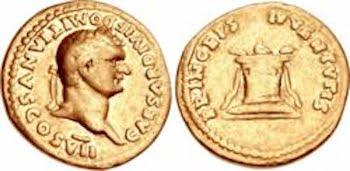 Domitian 81-96 AD