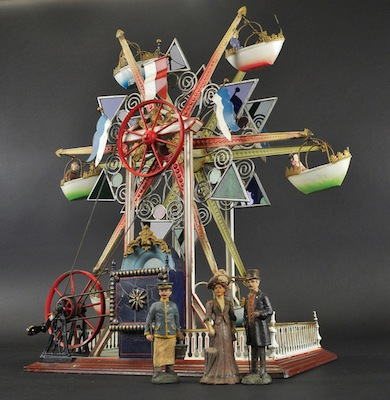 1902 Marklin Ferris Wheel