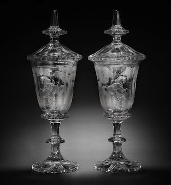 Bohemian-glass-goblet