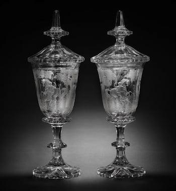 Bohemian-glass-goblet