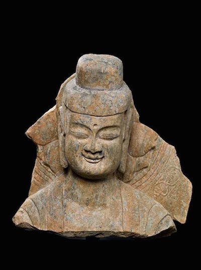 Early-Chinese-Buddhist-Sculpture-