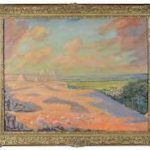 Winston Churchill Paintings for Boningtons Auction Sale