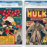 Hake's Auction Sale Features 2,000 Comic Books, 500 lots of Early Political Memorabilia