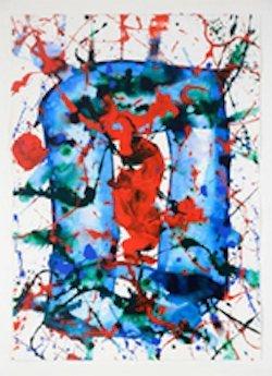 Sam Francis (Californian, 1923-1994), 'Point Reyes Self Portrait,' estimate $150,000-$200,000