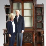 Art Carved Cabinet Becomes a Family Affair