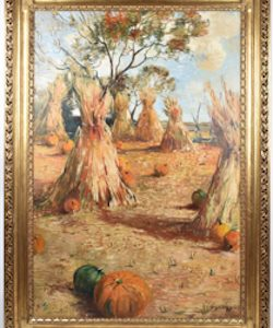 Shipwreck Silver, Monumental Wiggins Painting could steal Spotlight at Jan. 14 Milestone Auction
