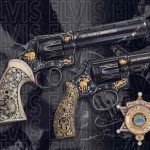 Elvis Presley Revolvers For Rock Island Auction Sale