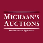 French & American Paintings, Chinese Treasures, Antique Silver, Timepieces for Michaan's Auctions Sale