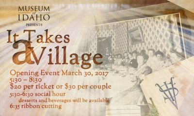 Antiquities Opening Event at the Museum of Idaho