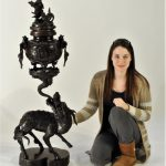 CHINESE, JAPANESE, INDIAN AND OTHER SOUTHEAST ASIAN ART AND OBJECTS FOR RHODE ISLAND SALE