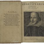 Shakespeare First Folio for Cincinnati Museum Centre exhibition