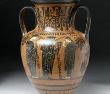 Artemis Gallery to Sell Ancient Asian and Ethnographic Art on April 12