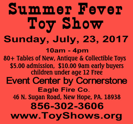 Summer Fever Toy Show 2017