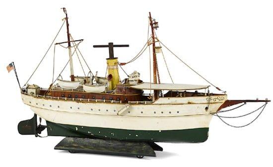 Marklin Jolanda riverboat