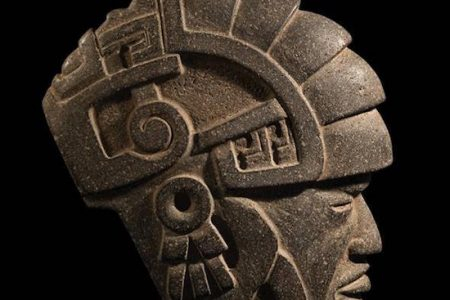 Pre-Columbian Artifacts  at New York's 64th Annual WINTER ANTIQUES SHOW