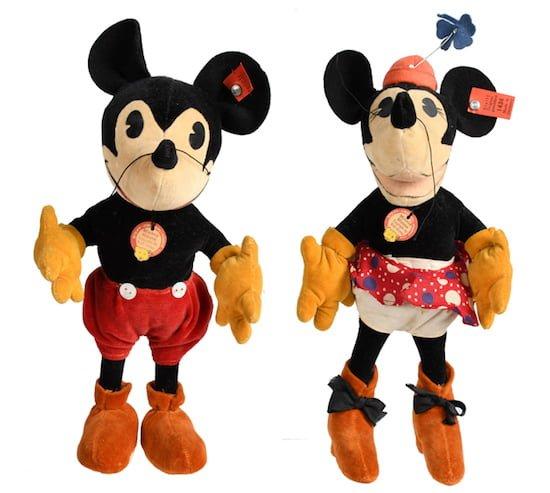 Steiff-Mickey-and-Minnie