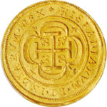1714 Mexican Gold Coin Sold at Auction