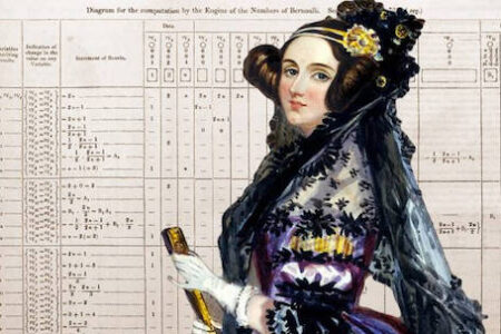ADA LOVELACE'S PERSONAL COPY OF A MATHEMATICAL TEXT IS FOR SALE THROUGH THE MANHATTAN RARE BOOK COMPANY, FOR $135,000