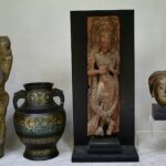 ASIAN ANTIQUES FROM THE LIVING ESTATE OF MR. RICHARD S. RAVENAL FOR ESTATEOFMIND AUCTION SALE
